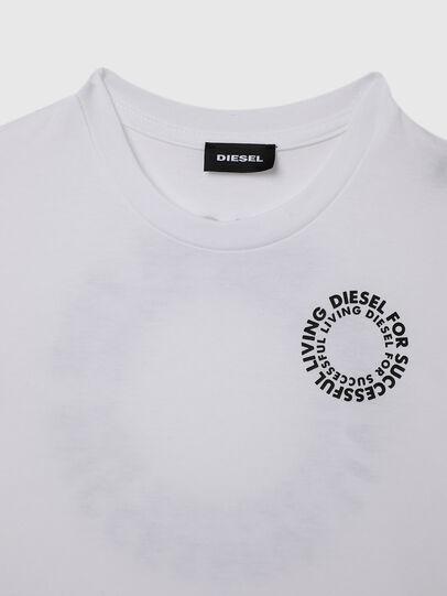 Diesel - TDIEGOSX46, Blanco - Camisetas y Tops - Image 3