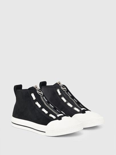 Diesel - S-ASTICO MZIP W, Negro - Sneakers - Image 2