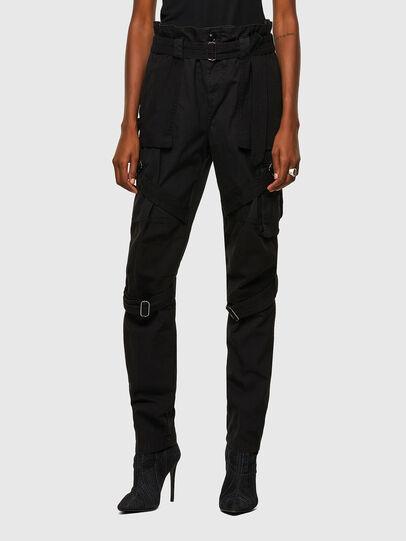 Diesel - P-FEDRA-A, Negro - Pantalones - Image 1