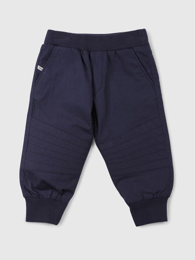 Diesel - POLCIB, Azul Oscuro - Pantalones - Image 1