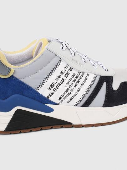 Diesel - S-BRENTHA FLOW, Gris/Azul - Sneakers - Image 5