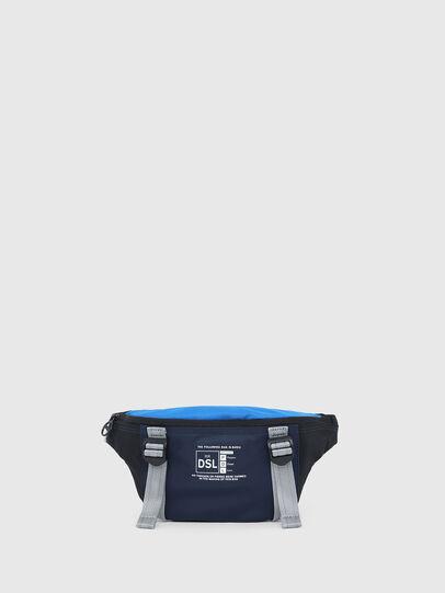 Diesel - MHAIR, Azul - Bolsas con cinturón - Image 1