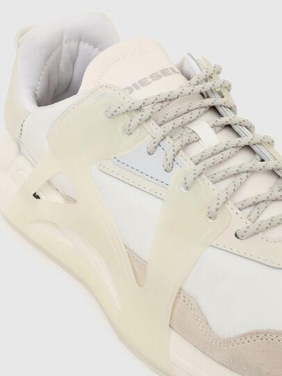 Diesel - S-SERENDIPITY MASK, Blanco - Sneakers - Image 4