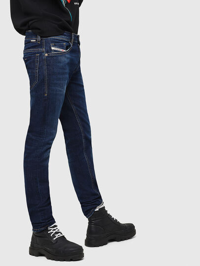 Diesel - Thommer 082AY, Azul Oscuro - Vaqueros - Image 5