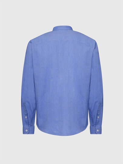 Diesel - S-JAMES, Azul - Camisas - Image 2