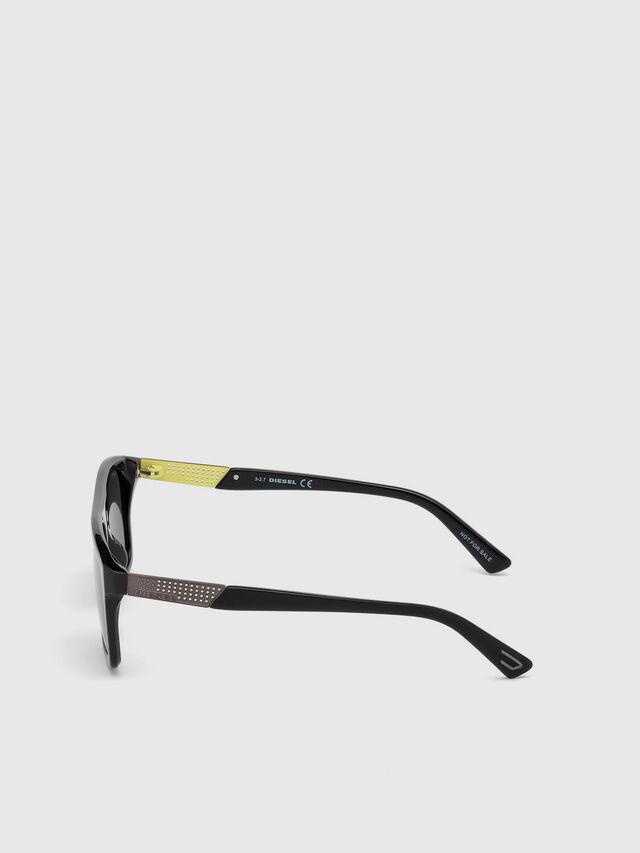 Diesel - DL0268, Negro - Gafas de sol - Image 3