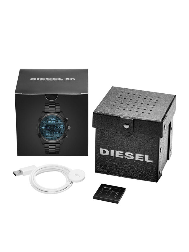 Diesel - DT2007, Negro - Smartwatches - Image 5
