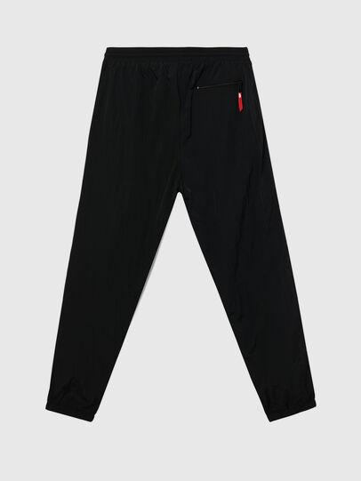 Diesel - UMLB-DARLEY, Negro/Rojo - Pantalones - Image 2