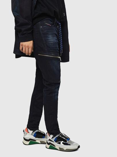 Diesel - S-BRENTHA DEC, Multicolor/Negro - Sneakers - Image 5