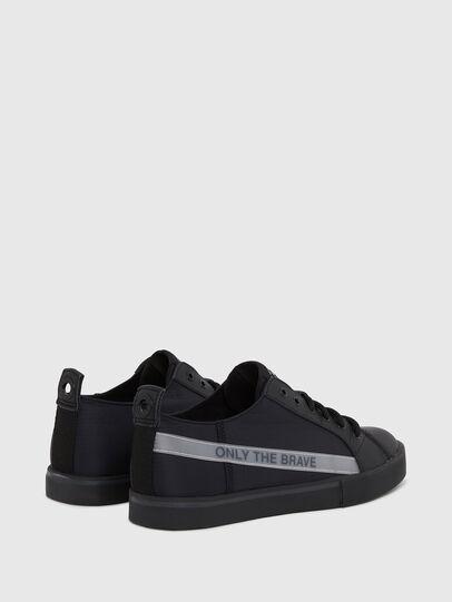 Diesel - S-DVELOWS LC, Negro - Sneakers - Image 3