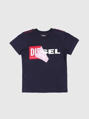 TOQUEB MC-R, Negro - Camisetas y Tops