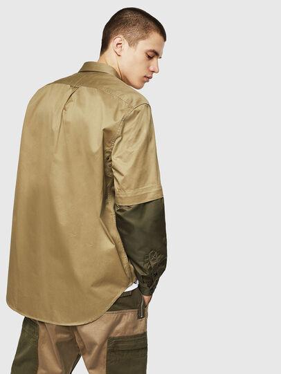 Diesel - S-KOSOV, Verde Militar - Camisas - Image 2