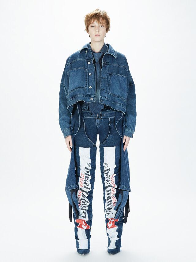 Diesel - SOTS01, Blue Jeans - Camisas - Image 8