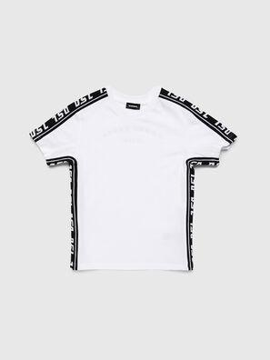 TJUSTRACE, Blanco/Negro - Camisetas y Tops