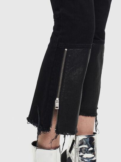 Diesel - DE-EARLIE, Negro - Pantalones - Image 3