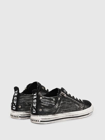 Diesel - EXPO-ZIP LOW, Negro - Sneakers - Image 3