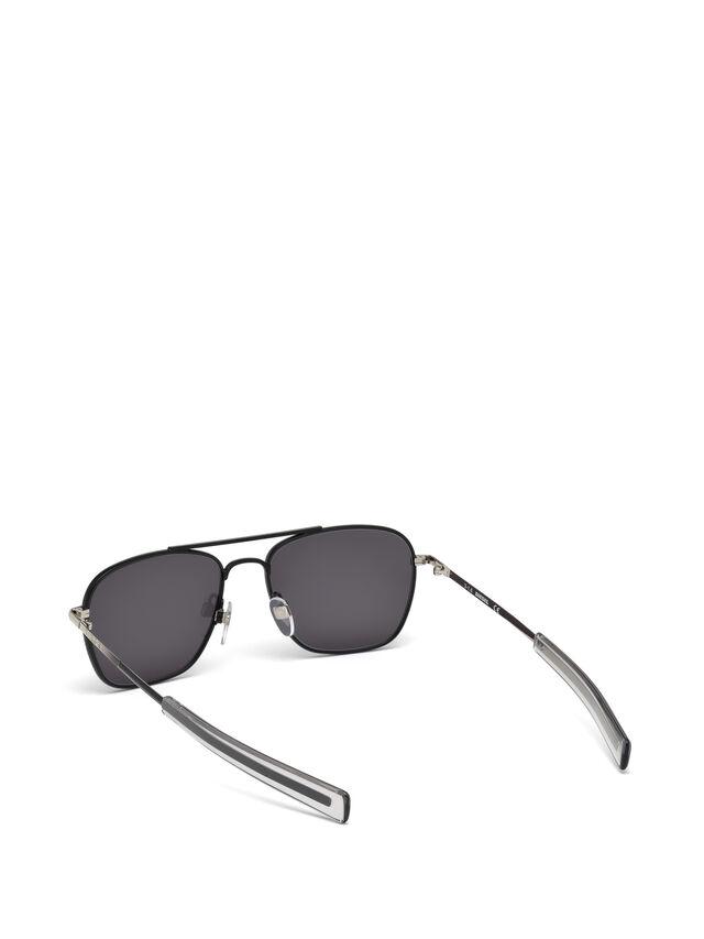 Diesel - DL0219, Negro - Gafas de sol - Image 2