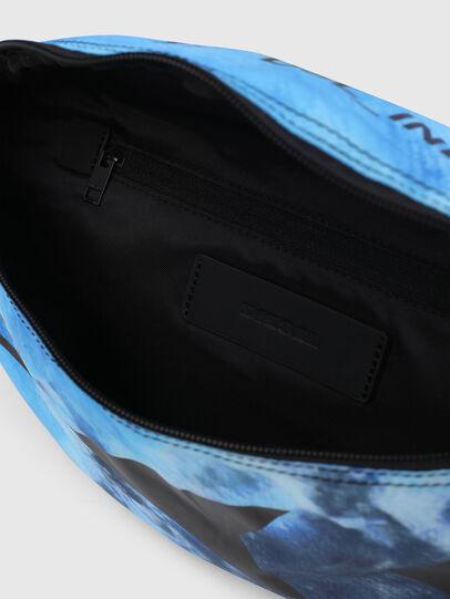 Diesel - GRIPY, Azul - Bolsas con cinturón - Image 4
