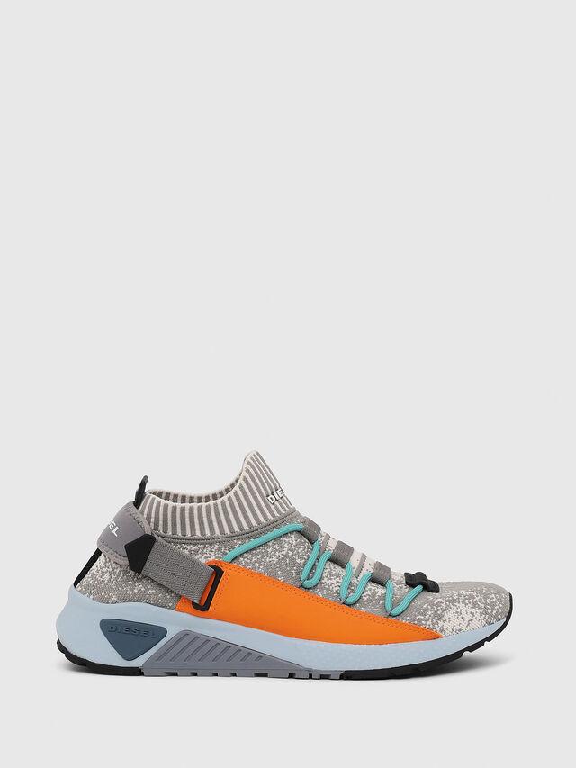 Diesel - S-KB ST, Multicolor/Gris - Sneakers - Image 1
