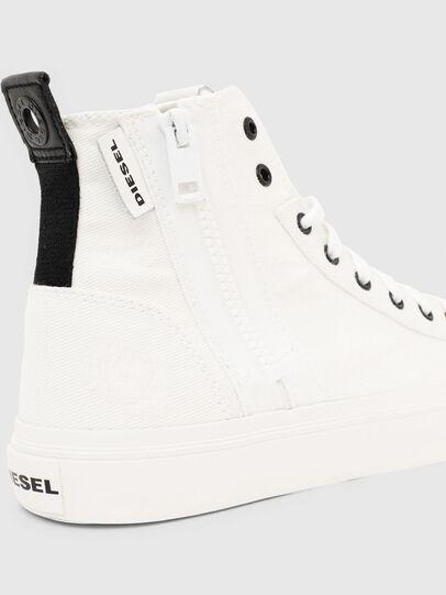 Diesel - S-ASTICO MID ZIP W, Blanco - Sneakers - Image 5