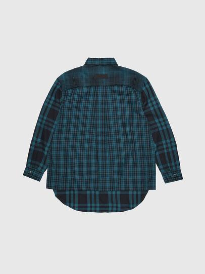 Diesel - CGARZ, Azul/Negro - Camisas - Image 2