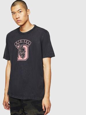 T-JUST-B2, Negro - Camisetas