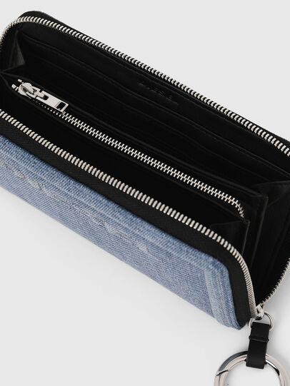 Diesel - GRANATO LC, Blue Jeans - Carteras Con Cremallera - Image 4