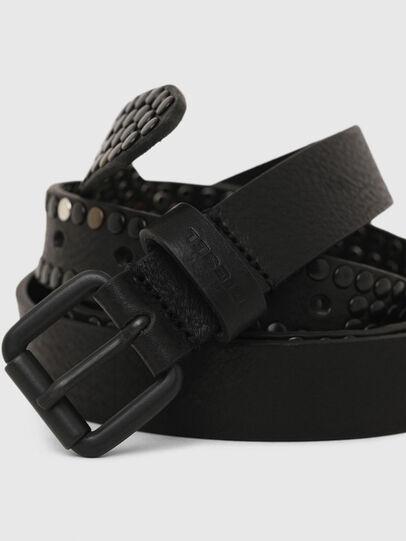 Diesel - B-BORK, Negro - Cinturones - Image 2