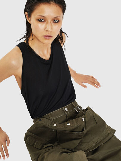 Diesel - P-RAEY, Verde Militar - Pantalones - Image 4