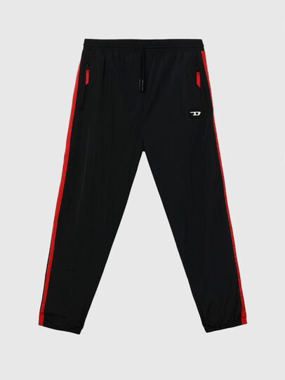 Diesel - UMLB-DARLEY, Negro/Rojo - Pantalones - Image 1