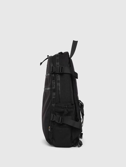 Diesel - F- URBHANITY BACK, Negro - Mochilas - Image 3