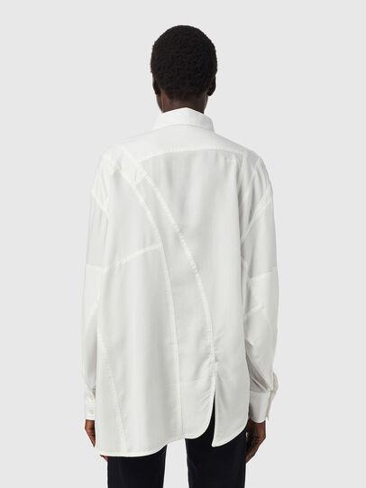 Diesel - C-VALERIA-A, Blanco - Camisas - Image 2