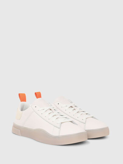 Diesel - S-CLEVER LOW LACE W, Blanco - Sneakers - Image 2