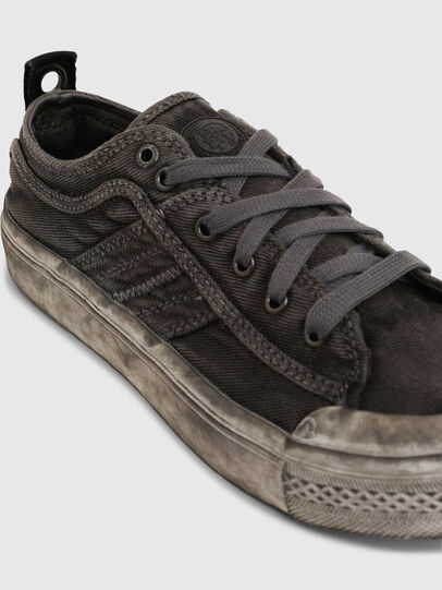 Diesel - S-ASTICO LOW LACE W, Gris - Sneakers - Image 4