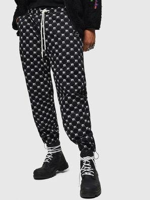 P-TOLL-PEACE, Negro - Pantalones