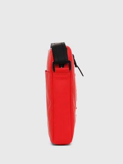 Diesel - F-BOLD SMALL CROSS, Rojo - Bolso cruzados - Image 3