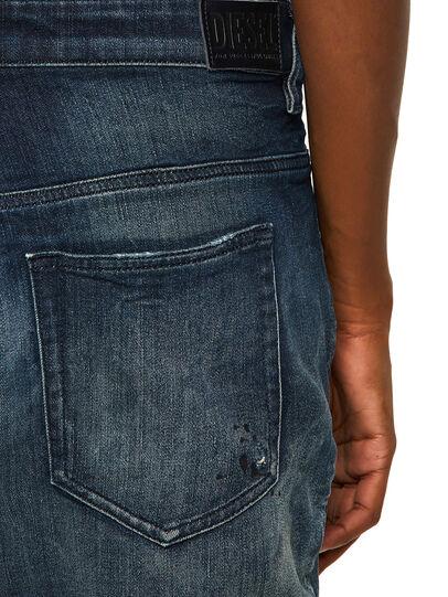 Diesel - Fayza JoggJeans® 09B50, Azul Oscuro - Vaqueros - Image 4