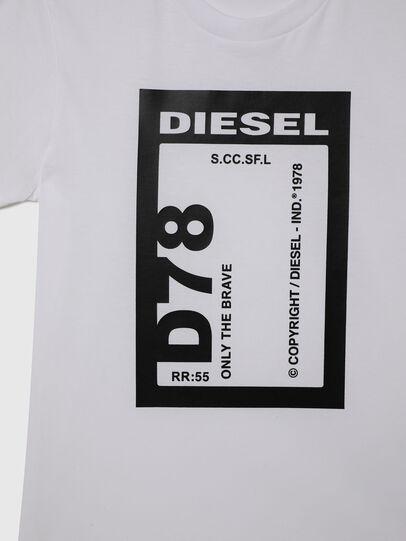 Diesel - TFULL78, Blanco - Camisetas y Tops - Image 3