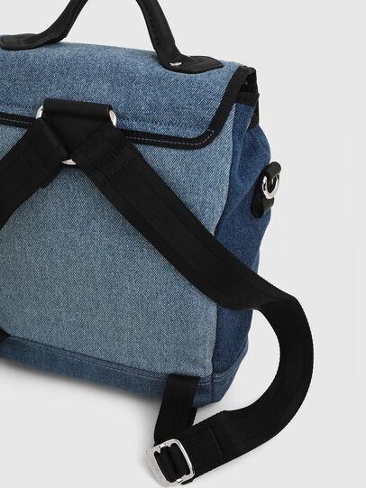 Diesel - DENIPACK, Blue Jeans - Mochilas - Image 7