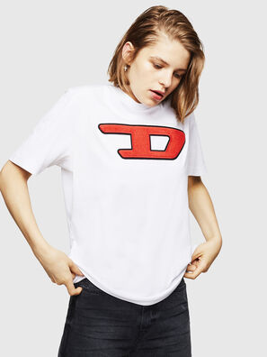 T-JUST-DIVISION-D-FL, Blanco - Camisetas