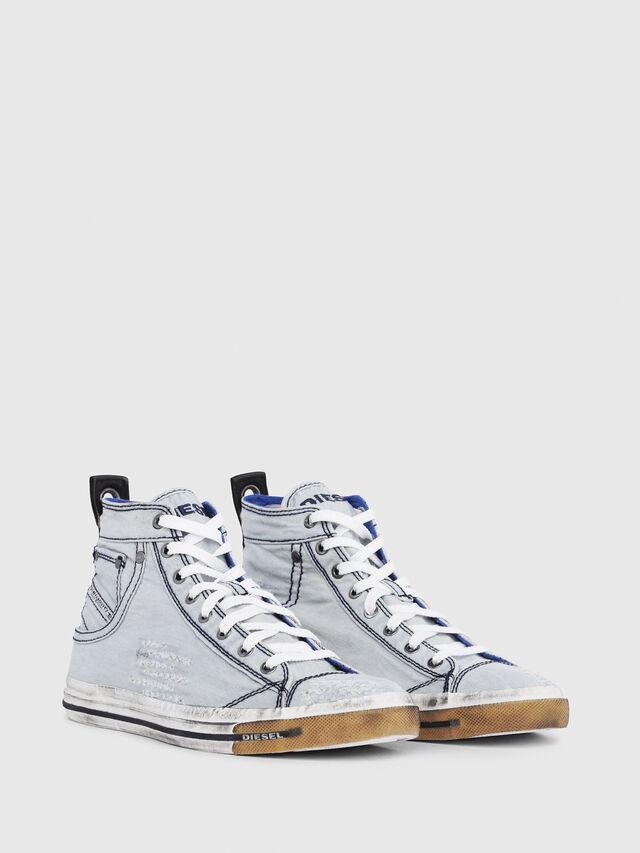Diesel - EXPOSURE I, Azul Claro - Sneakers - Image 2