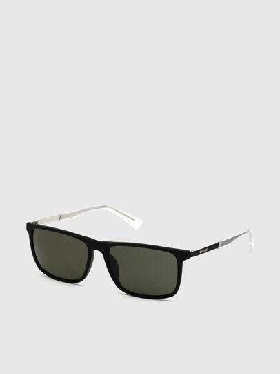 Diesel - DL0312, Negro - Gafas de sol - Image 2