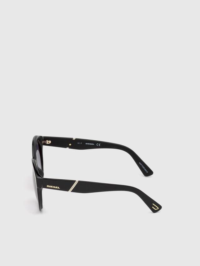 Diesel - DL0252, Negro - Gafas de sol - Image 3
