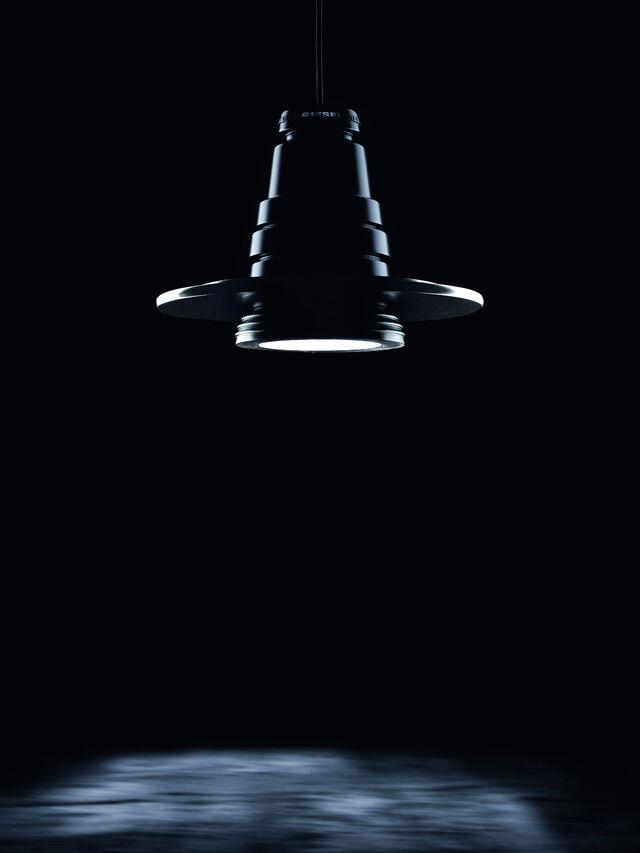 Living TOOL GRANDE SOSP, Negro - Lámparas de Suspensión - Image 5
