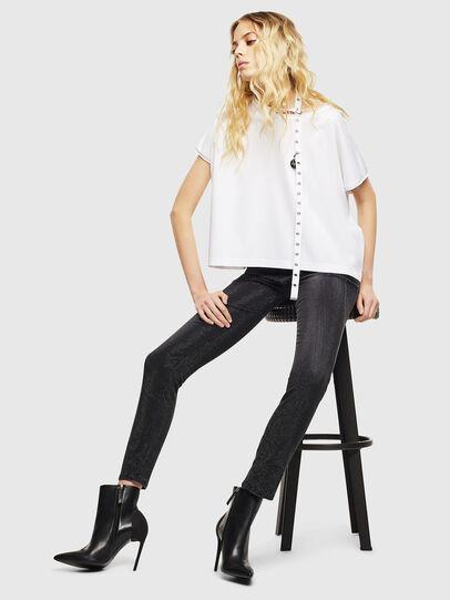 Diesel - T-JALA, Blanco - Camisetas - Image 6