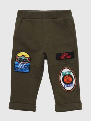 POLBYPATCHESB, Verde Militar - Pantalones