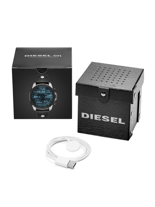 Diesel - DT2001, Negro - Smartwatches - Image 5