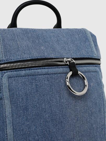Diesel - ERACLEA II, Blue Jeans - Mochilas - Image 6