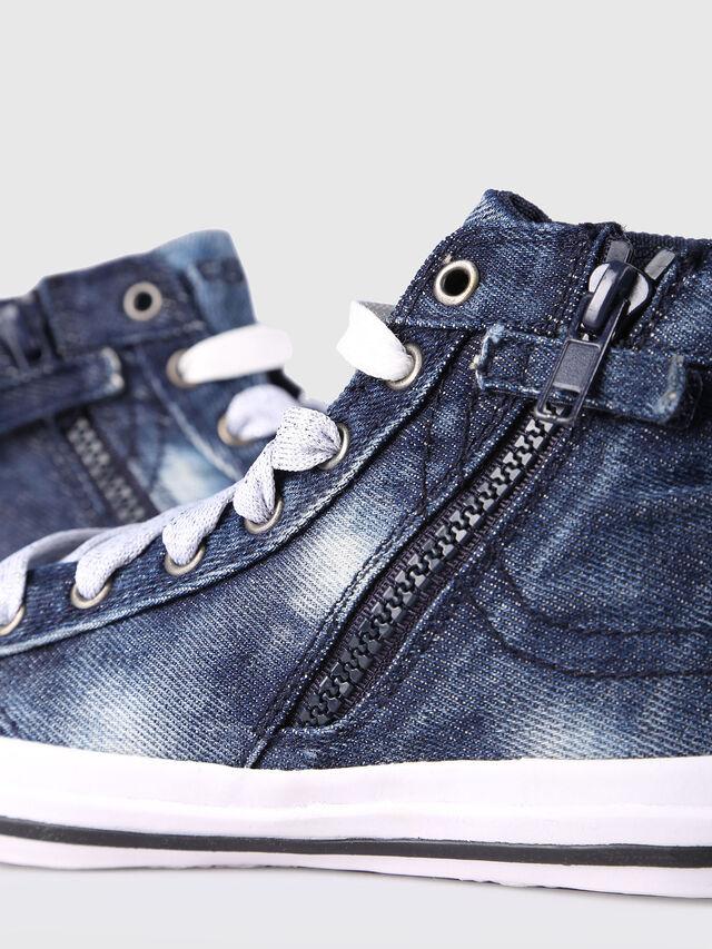 Diesel - SN MID 20 EXPOSURE Y, Blue Jeans - Calzado - Image 4