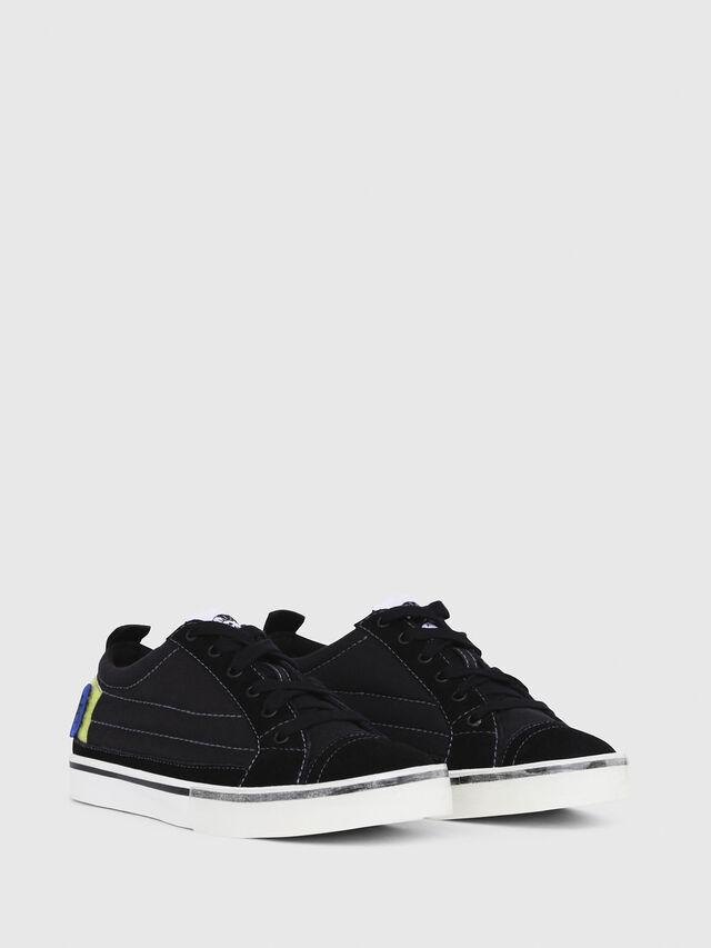 Diesel - D-VELOWS LOW PATCH W, Negro - Sneakers - Image 2